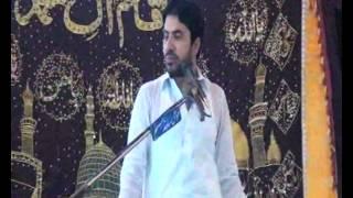 getlinkyoutube.com-Allama Jafar Jatoi Biyan Meraj e Mustafa , majlis 18 sep 2014 at Hassan shah jhang