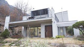 getlinkyoutube.com-[월간전원주택라이프] 전원주택, 구례 철근콘크리트주택_산경종합건축사사무소