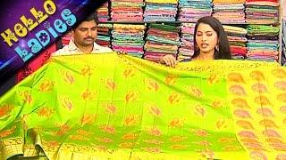 getlinkyoutube.com-Latest Collections of Kanchi Soft Silk, Kanchi Weavers Society Pattu Sarees|| Hello Ladies