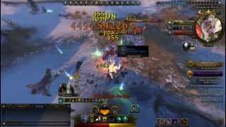 getlinkyoutube.com-Neverwinter Online Lazalia soloing Bear Clan Invasion