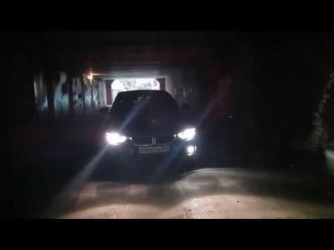 Кодирование  BMW F30 - Адаптивное освещение поворотов птф