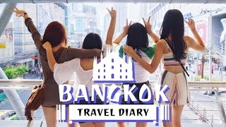 BANGKOK TRAVEL DIARY | Cindy Priscilia on the go