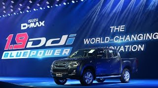 getlinkyoutube.com-Review : Isuzu D-MAX 1.9 Ddi Blue Power
