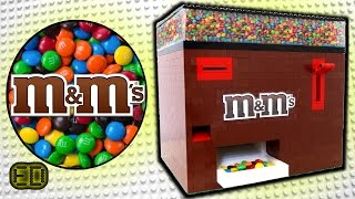 Lego M&M's Machine