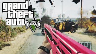 getlinkyoutube.com-*NEW* GTA 5 -  How To Get the Railgun for FREE! (Secret Weapon Location)