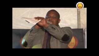 SATMA AWARDS   Mondli Mzizi the South African comedian Live at Gala dinner  Hibiscus Coast