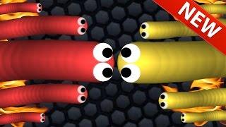 getlinkyoutube.com-NEW SLITHER.IO GAMEMODES...?!?! - Slither.io Gameplay