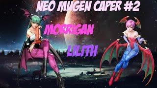 getlinkyoutube.com-Neo Mugen Capers #2: Morrigan & Lilith