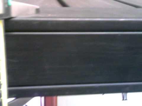 Portones levadizos automaticos Gural ,mostramos su medida real incomparable