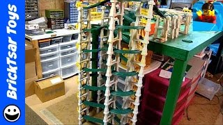 getlinkyoutube.com-Geotrax Trains Helix II - Single but taller helix - Fisher Price Toys