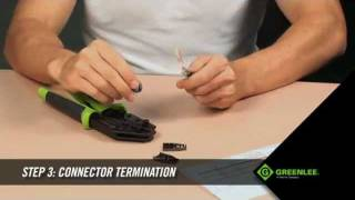 getlinkyoutube.com-Buy Greenlee HDMI HDFT Termination Tools &Connectors