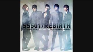SS501 - Wasteland HQ Full version - (with phonetic lyrics)
