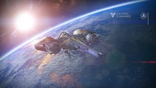 Destiny First Look Alpha