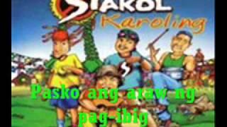 (Karoling album) Siakol - PAsko ang araw ng pag-ibig