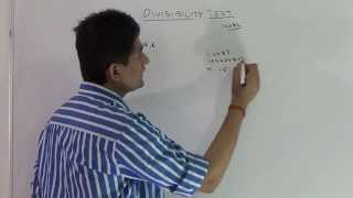 Basic Division , No. of Divisors (Part 1/3 Module 2 Number system)
