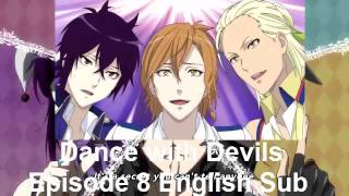 getlinkyoutube.com-Dance with Devils Episode 8 English Sub ダンス・ウィズ・デビルス 8