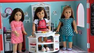 getlinkyoutube.com-American Girl Doll Grace Thomas Bakery ~GOTY 2015~ Opening, Review, Set up! HD WATCH IN HD!