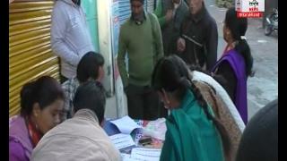 मसूरी: भाजपा और कांग्रेस में सीधी टक्कर