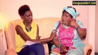 getlinkyoutube.com-Maman Grâce Kalanga parle de Serviteurs de Dieu...