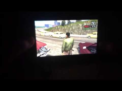 How to get fireproof car in GTA LIBERTY CITY STORIES psp