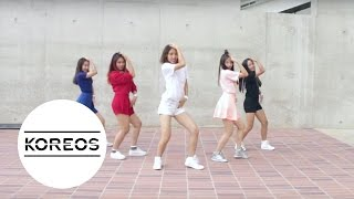 getlinkyoutube.com-[Koreos] Red Velvet - Dumb Dumb 덤덤 Dance Cover