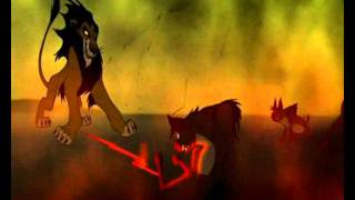 getlinkyoutube.com-The Lion King ~ Be Prepared (One Line Multilanguage)