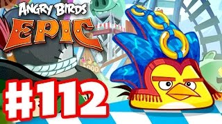 getlinkyoutube.com-Angry Birds Epic - Gameplay Walkthrough Part 112 - Bavarian Funfair! (iOS, Android)