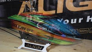 getlinkyoutube.com-Align T-Rex 800E DFC Build