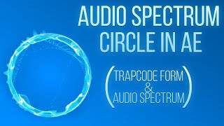 getlinkyoutube.com-After Effects - Audio Spectrum Circle Tutorial(Trapcode Form & Audio Spectrum)