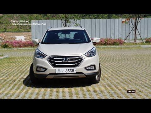 2014 Hyundai Tucson ix ( 2013 New Tucson ix ) exterior, 0-100 km/h