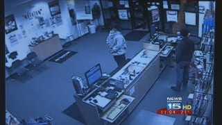 getlinkyoutube.com-NewsChannel 15 obtains exclusive footage of a shooting inside TGF Mobile