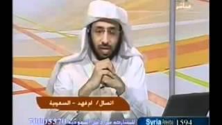 getlinkyoutube.com-جني يهاجم الشيخ على الهواء مباشرة ويهدد ويتوعد بالقتل!!   YouTube