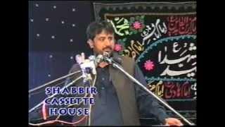 Zakir Saqlain Ghallu-Shahadat Massoma-e-Qum