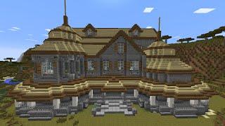 getlinkyoutube.com-Лучший механический дом в майнкрафт 2 - Постройки - Minecraft