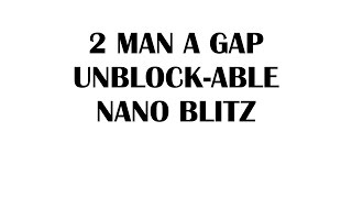 getlinkyoutube.com-2 MAN UNBLOCK-ABLE A GAP NANO BLITZ! MANUAL A GAP NANO BLITZ! Madden 16 Defensive tips