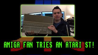 getlinkyoutube.com-Atari ST (1989) Computer System Review
