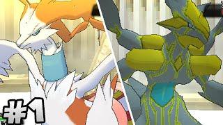getlinkyoutube.com-Pokemon Custom Primal & Mega 1: Primal Reshiram & Primal Zekrom