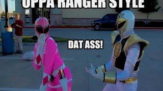 getlinkyoutube.com-Oppa Ranger Style (Gangnam Style Parody)