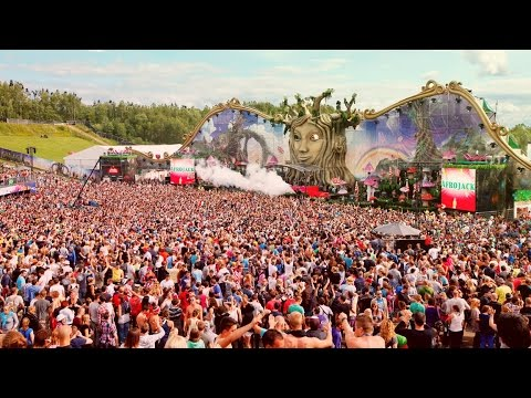 TOMORROWLAND 2011 (HD) @ FUN 1 TV