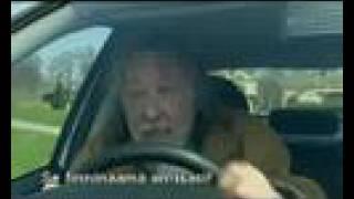 """getlinkyoutube.com-Emmerdale - Shadrach """"borrows"""" the police car"""