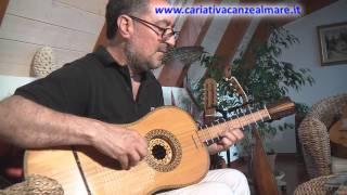 Cataldo Perri dedica rotte saracene agli amici di cariativacanzealmare.it