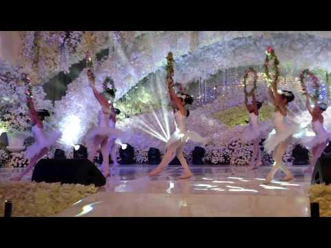 Ballet performance by Marlittle Ballerinas of Marlupi Dance Academy
