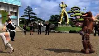 getlinkyoutube.com-「鉄拳タッグトーナメント2」カスタマイズムービー