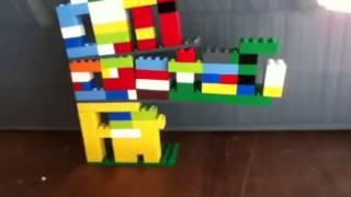 getlinkyoutube.com-20th Century Fox In Lego Logo (5yrs old)
