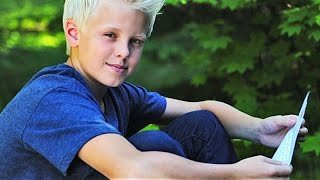 getlinkyoutube.com-One Direction - You & I cover by Carson Lueders