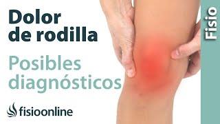 getlinkyoutube.com-Dolor de rodilla - ¿Qué puede ser?