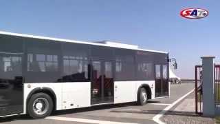 getlinkyoutube.com-Ikarbus IK 112LE na NAVAK-u -- road test by SAT TV Show 16.03.2014.