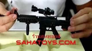 getlinkyoutube.com-ขายโมเดลปืน M4A1 น่าสะสม