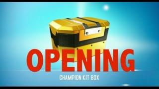 getlinkyoutube.com-Asphalt 8 Champion kit box ! 30 pro cards
