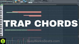 TRAP Chords Tutorial